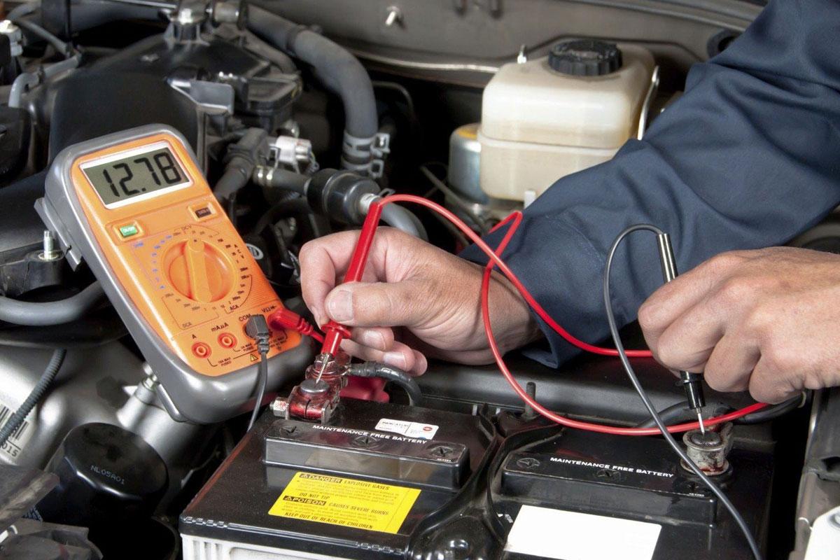 Battery Checks At Tameside Auto Centre