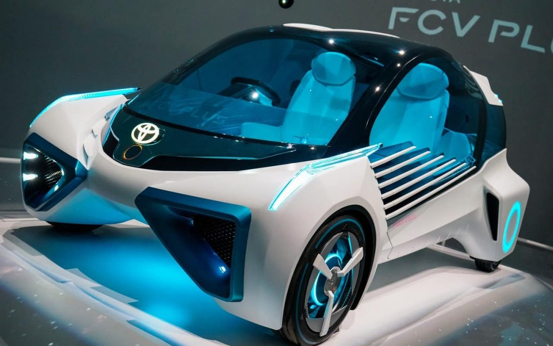 Toyota Announces Plans For Electric Vehicles