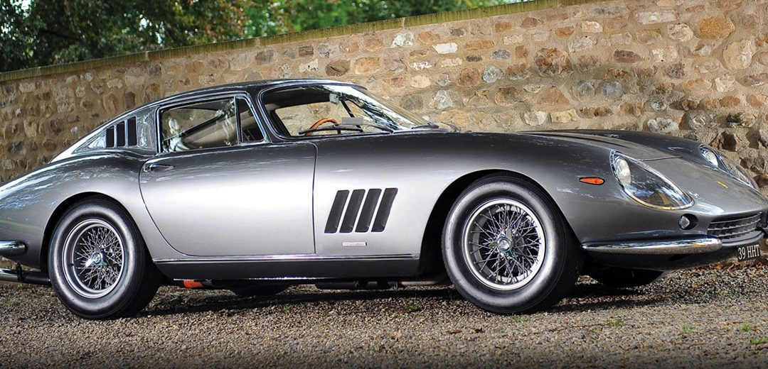The Most Expensive Cars Sold At Auction – And Other Ways To Spend Your Money