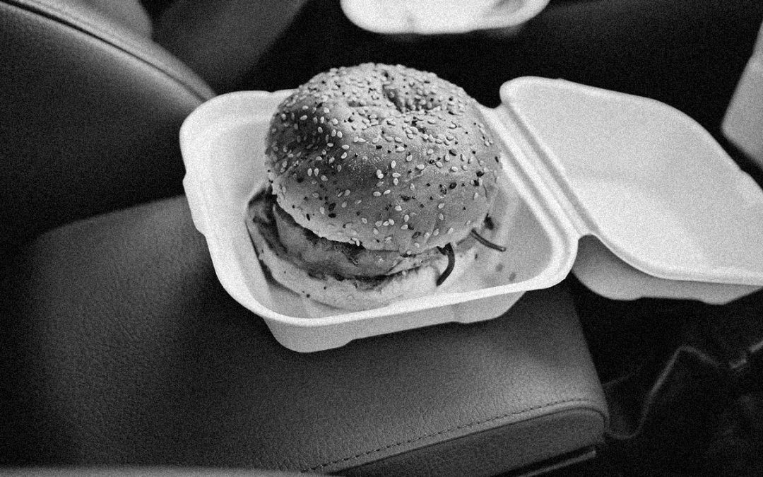 £5,000 For Eating A Burger – Only If You Get Caught Behind The Wheel